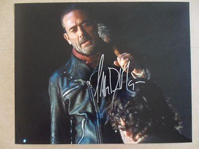 "Jeffrey Dean Morgan Signed ~Autographed Photo ""Saviors"""