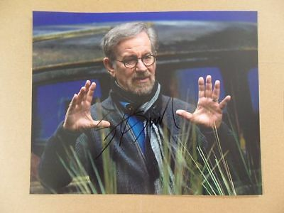 """Steven Spielberg Signed /Autographed Photo """"director"""""""