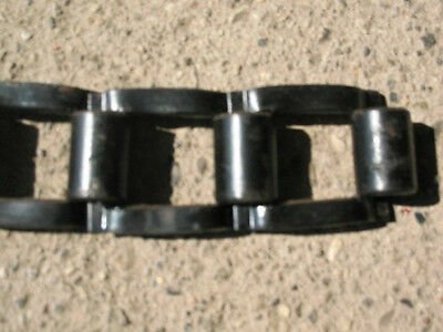32 Flat Detachable Link Steel Chain For Drills Planters Corn Pickers 1 Foot