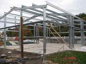 steel building for storage,garages and work shops Cornwall Ontario image 9