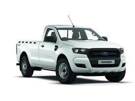 2017 Ford Ranger Pick Up Regular XL 2.2 TDCi Diesel Pick-up