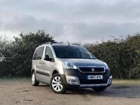 2017 Peugeot Partner Tepee 1.6 BlueHDi 100 Outdoor 5 door Diesel Estate