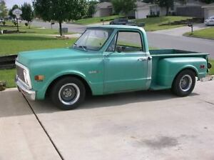 Wanted 1967-1972 C10 / C20
