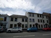 Flat in Mumbles with allocated parking - 1 bed recently refurbished- unfurnished/ part furnished