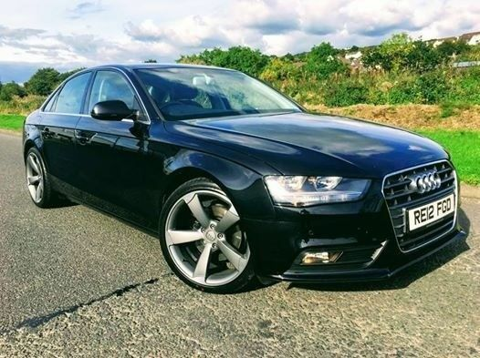 2012 Audi A4 2.0 Tdi SE*****FINANCE FROM £59 A WEEK*****