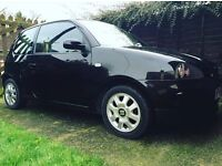 SEAT AROSA 1.4 8v (like a VW Lupo)-ideal first car, low insurance (NOT a Fiesta, Corsa, Polo, Clio)