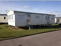 3 bed caravan, West Sands, Bunn Leisure, Selsey. Bargain 26th to 30th September.