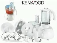 (Now set aside for collection) Kenwood FP580 Food Processor Blender Mixer Juicer Slicer etc...