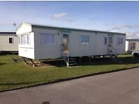3 bed Caravan for hire, West Sands Holiday park,Selsey, Bunn leisure. Last minute bargain -28th Nov.