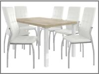 Dining table and 6 chairs LORE PRO +