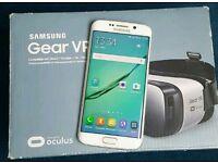 Samsung Galaxy s6 edge 64gb unlocked + GearVR (Read Description)