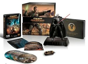 STAR WARS Knights of the Old Republic collectors edition