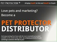 Love pets and marketing? Why not become a Pet Protector distributor?