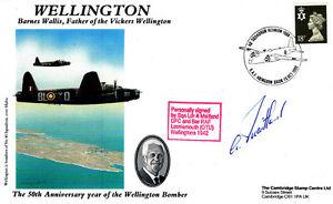 Wellington-Cover-Signed-A-Maitland-DFC-Bar-Pilot-Wellingtons-1942