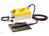 Wagner Steamer Wallpaper Stripper Remover and HEAVY DUTY WALLPAPER PERFORATOR FOR REMOVER
