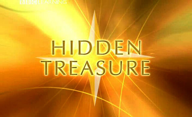 Ms Hanks Hidden Treasures hmm120812