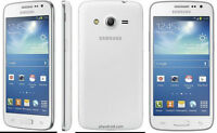 mint shape white samsung galaxy core lte Rogers/Fido network