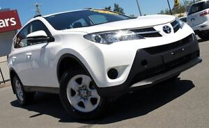 2015 Toyota RAV4 ASA44R GX AWD White 6 Speed Sports Automatic Wagon Caboolture Caboolture Area Preview