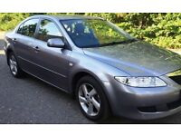 MAZDA 6 TS 1.8*(2005)*((( VERY CLEAN CAR))))* MOT- FEB 2018*FULL SERVICE HISTORY*EXCELLENT CONDITION