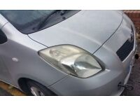 Toyota Yaris 1.0 T2 O/S Headlight Breaking For Parts (2006)