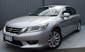 2015 Honda Accord 9th Gen MY14 VTi-S Silver 5 Speed Sports Automatic Sedan Invermay Launceston Area Preview