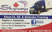 Skyways looking for Class 1 instructor
