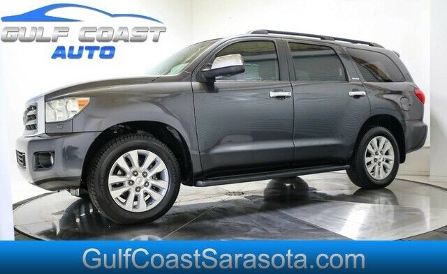 Image 1 Voiture American used Toyota Sequoia 2016