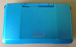 *****TEAL NINTENDO DS + MANY GAMES AVAILABLE*****