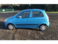 Chevrolet MATIZ 995 CC 2007 LOW MILES . 1 YEARS MOT .. FULL HISTORY ..