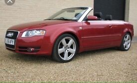 Audi A4 cabriolet 2005 for breaking parts