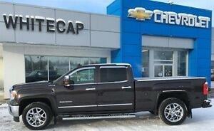 2015 GMC Sierra 1500 SLT Leather Sunroof Crew Cab 4WD