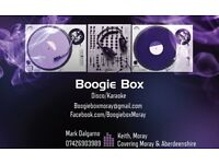 Disco & Karaoke - Covering Moray/Aberdeenshire