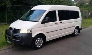 2007 Volkswagen Transporter Auto Van Minivan