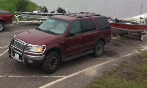 1999 Ford Expedition. Try your trades!