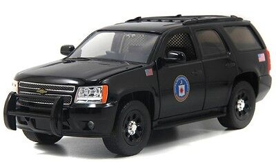 Jada 1 24 Cia Central Intelligence Agency Federal Police Chevy Tahoe Suv