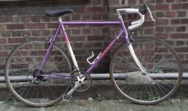 Road racing bike GIANT frame Steel Cro - Mo 22inch - serviced - Welcome