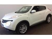 Nissan Juke 1.6 16v CVT Acenta Premium FROM £41 PER WEEK!