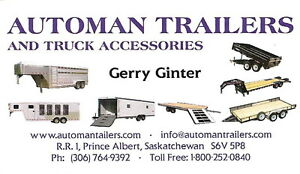 Automan Trailers has a trailer for you!