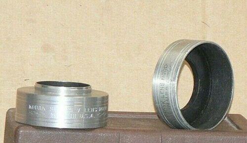 Kodak Series V Aluminum Lens Hood