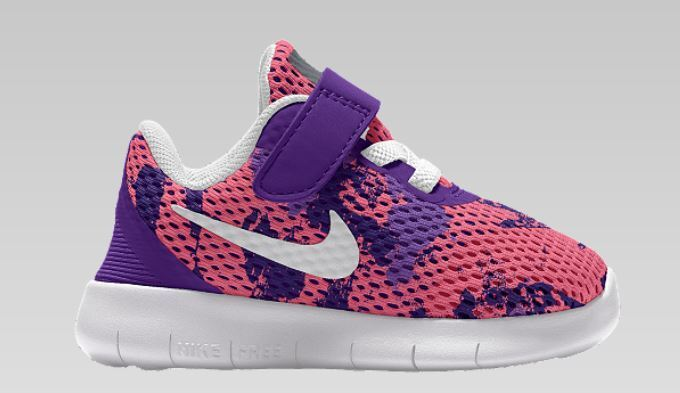 new arrival b315f dfc93 Nike Free RN Toddler/Girl Shoes | in Richmond, London ...