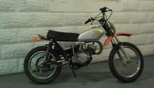 MOTO HONDA de COLLECTION