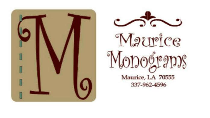 Maurice Monograms