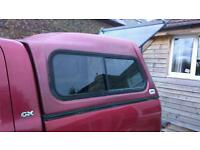 Toyota hilux truck 4x4 canopy hardtop