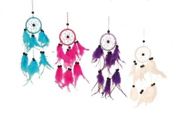 Dreamcatcher Traumfänger Windspiel Indianer Kinder Geburtstag