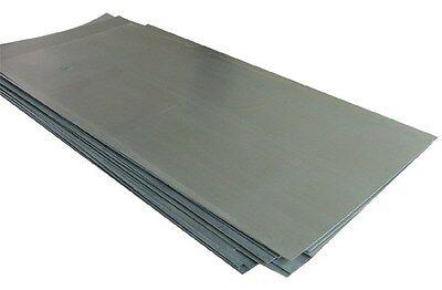 Alloy 4130 Steel Sheet - .063 X 18 X 36 2s3