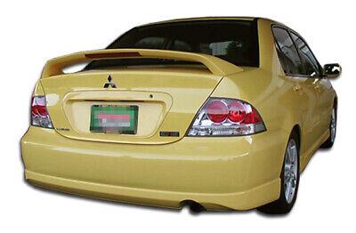 2004 Mitsubishi Lancer Ralliart (04-07 Mitsubishi Lancer Rally Duraflex Rear Bumper Lip Body Kit!!! 100572 )