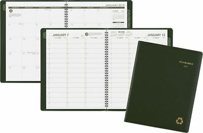 Appointment Book Appointment Books - At-A-Glance Recycled Weekly-Monthly Appointment Book - Appointment Books