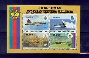malaysia-1983-jubli-emas-angkatan-tentera-s-s-mnh-good-condition
