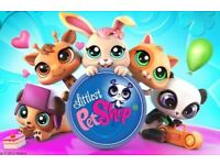 Wanted to buy Littlest pet shop figures toys