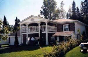 Home with Basement apt rental , Beautifull !!